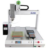 桌面式自动焊锡机 双工作平台 高效产能